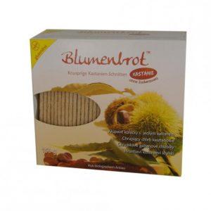 Glutenfreies Brot mit Kastanienmehl