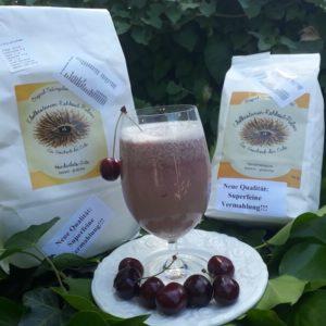 Kastanienmilch aus Edelkastanien-Rohkostpulver ultrafein