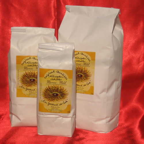 Naturgaben Maroni-Mehl