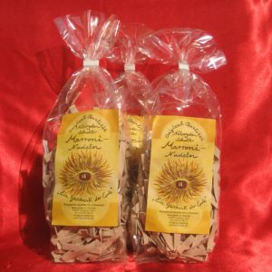 Naturgaben Kastanien-Nudeln Maroni Pasta