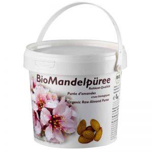 Naturgaben Mandelpuree von Soyana, glutenfrei, vegan, rohköstlich, Bio-Qualität