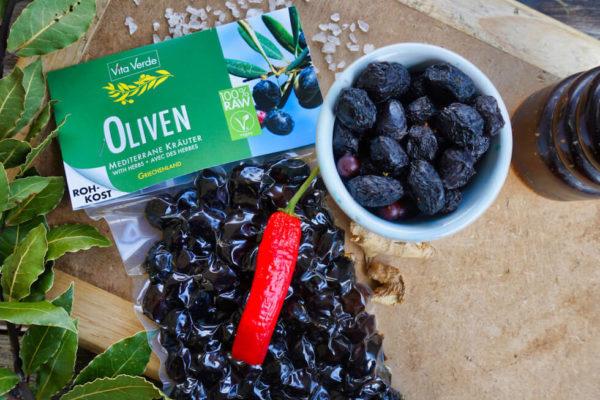 VitaVerde Bio Oliven Mediterran