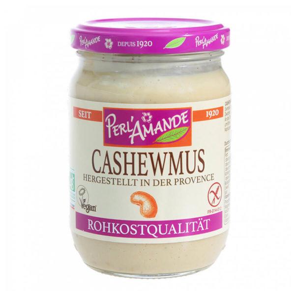 Cashewmus Bio - roh - Perl´Amande