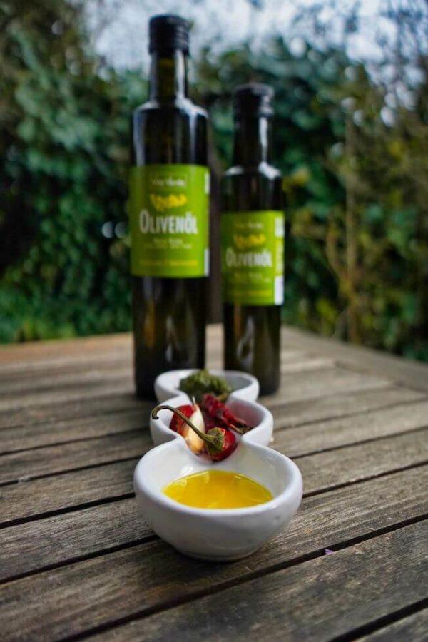 Vita Verde Bio Olivenöl 500 ml