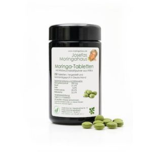 Moringa Tabletten